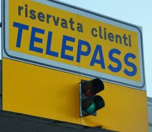Italien Telepass