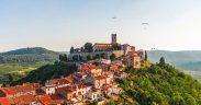 Motovun Hauptstadt der Trüffel - Istrien
