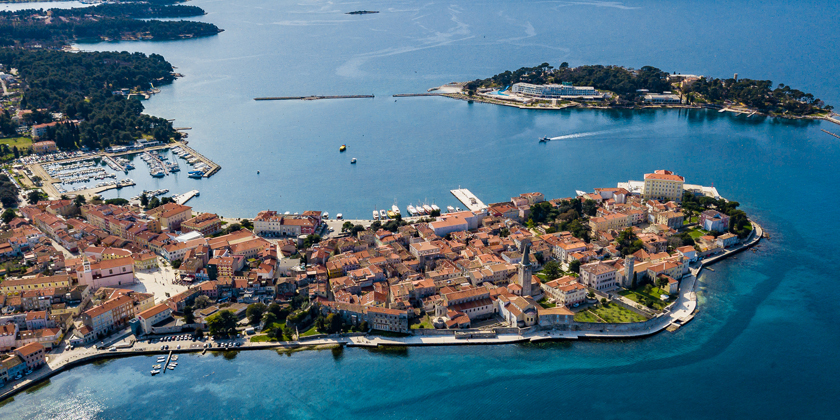 Porec Birdview