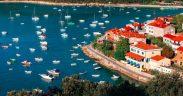 Rabac und Labin - Urlaub in Istrien - Kroatien