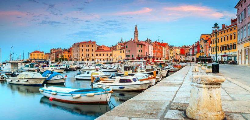 : Lust auf Kroatien - Istrien - Rovinj