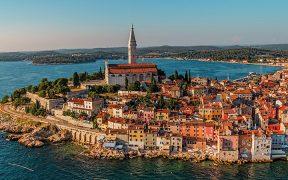 Rovinj: Istrien - Urlaub in Kroatien