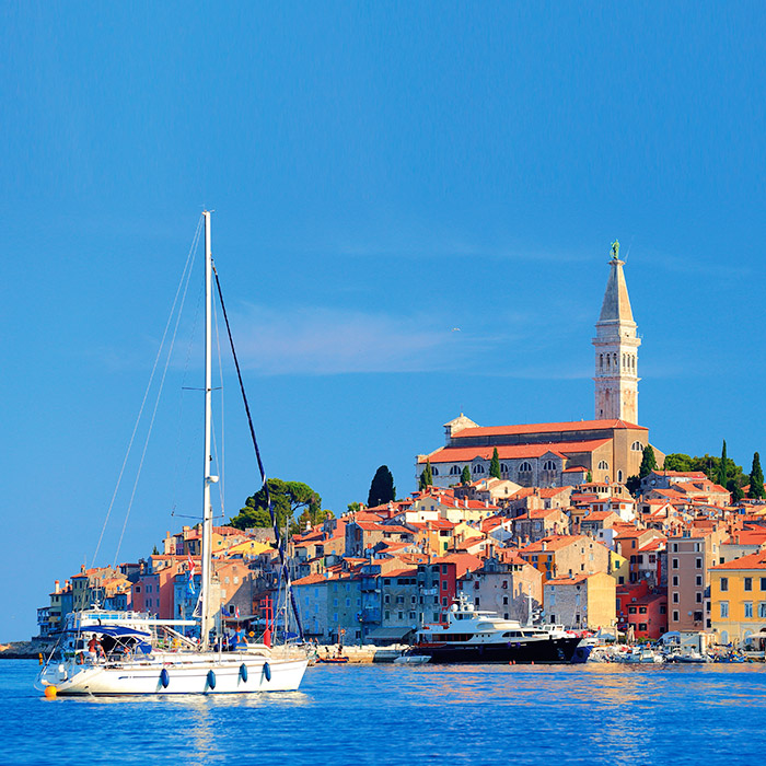 Istrien: Urlaub in Kroatien Startbild