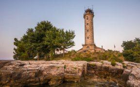 Leuchtturm Savudrija Aufmacher