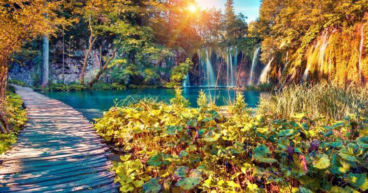 Familienurlaub Plitvicer Seen Aufmacher