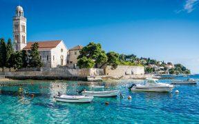 Hvar Insel Kroatien