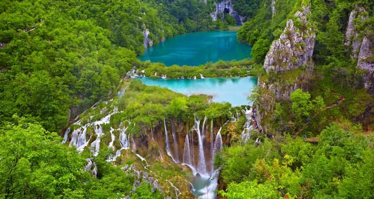 Plitvicer Seen Aufmacher