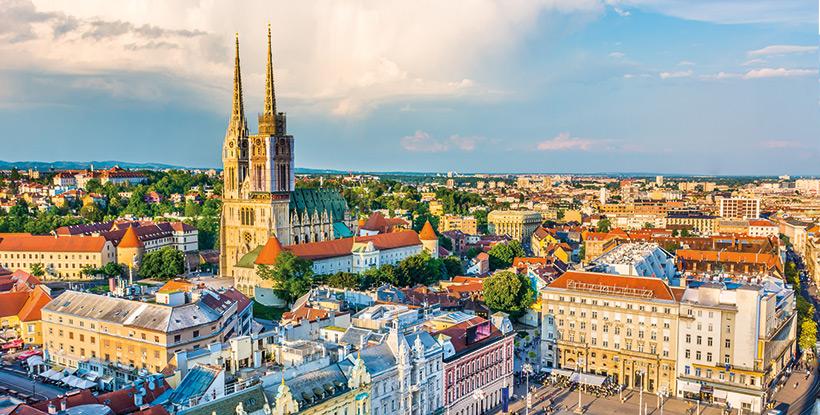 Zagreb - Urlaub-in Kroatien