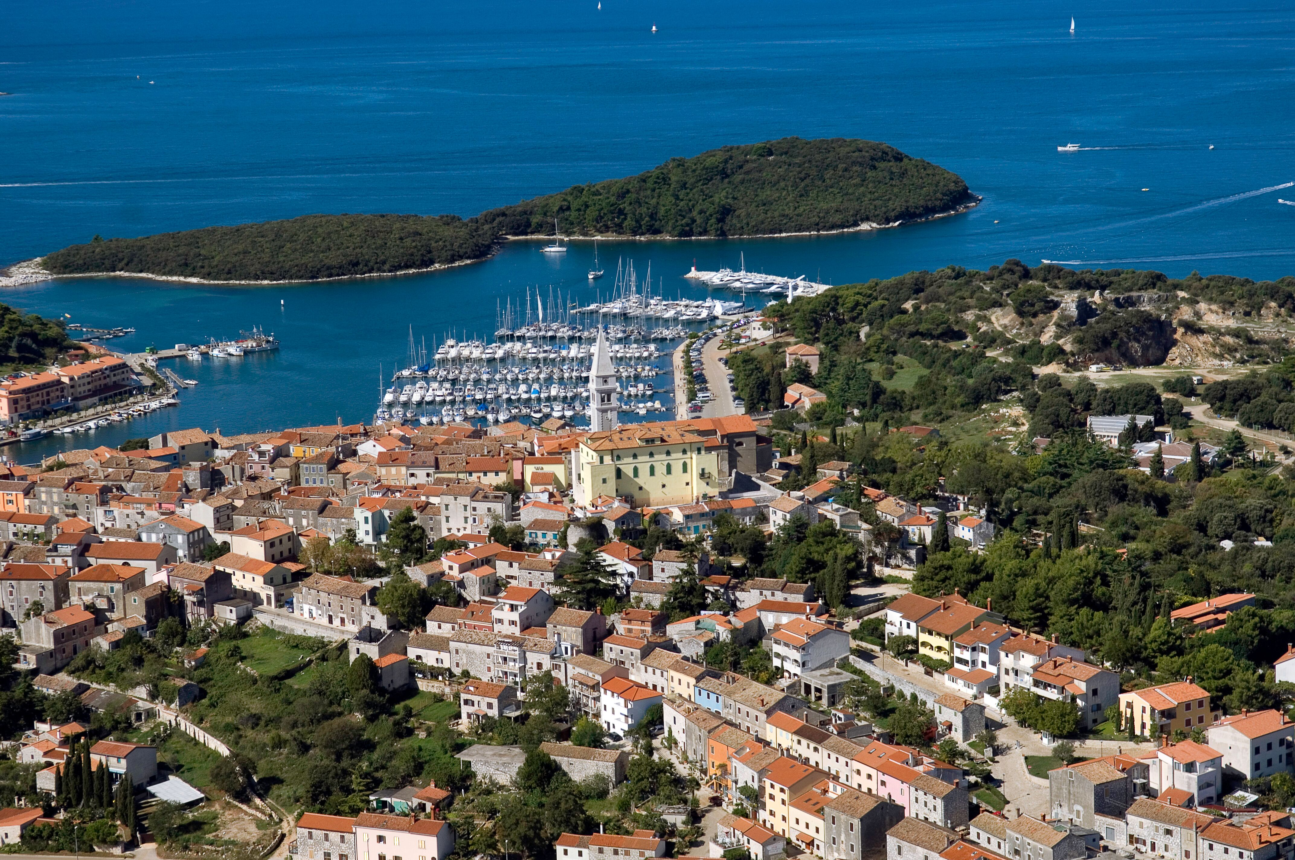 Vrsar: Urlaub in Kroatien