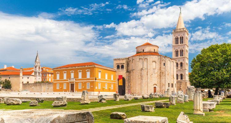 Zadar hohes Entwicklungsniveau 2