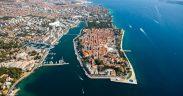 Zadar hohes Entwicklungsniveau Aufmacher