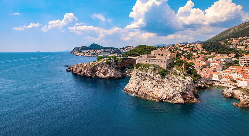 Dubrovnik: Festung Lawrence