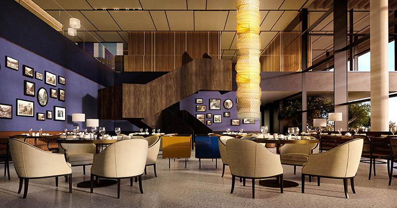 Grand Park Hotel Rovinj Hotel - Restaurant