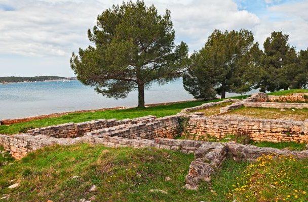 Medulin - Antike Ausgrabungen