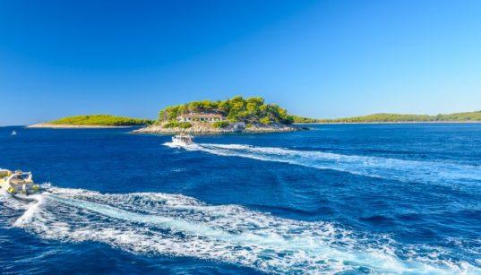 Hvar Pakleni otoci Samardžija Aufmacher