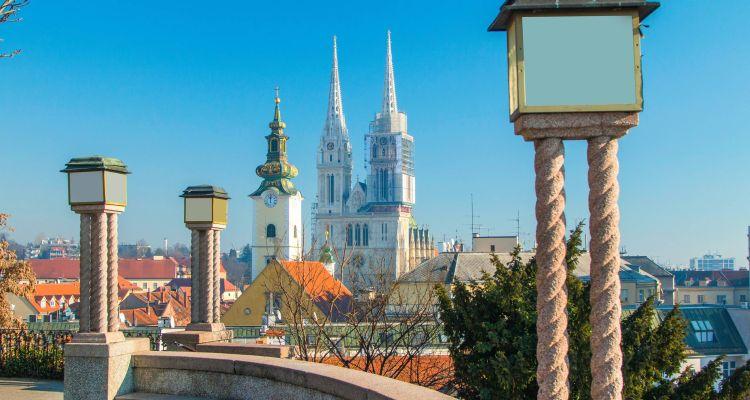 Kathedrale in Zagreb