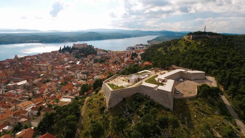 Sibenik Festung Barone