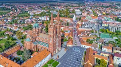 Kathedrale im Djakovo