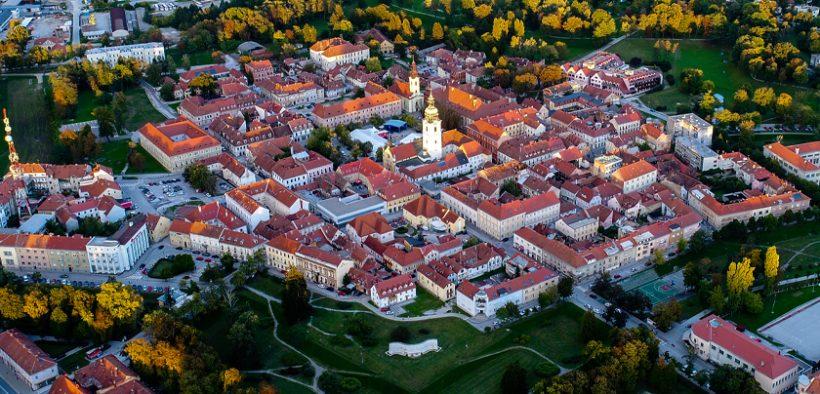 Karlovac Altstadt