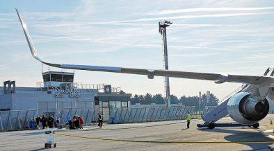 Osijek Flughafen