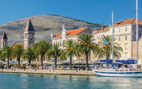 Marinas in Trogir