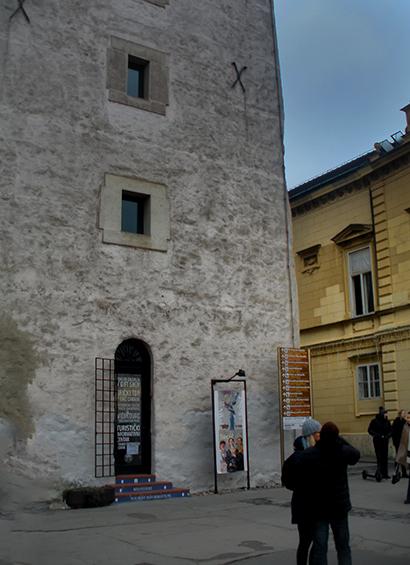 Lotrščak Turm Zagreb