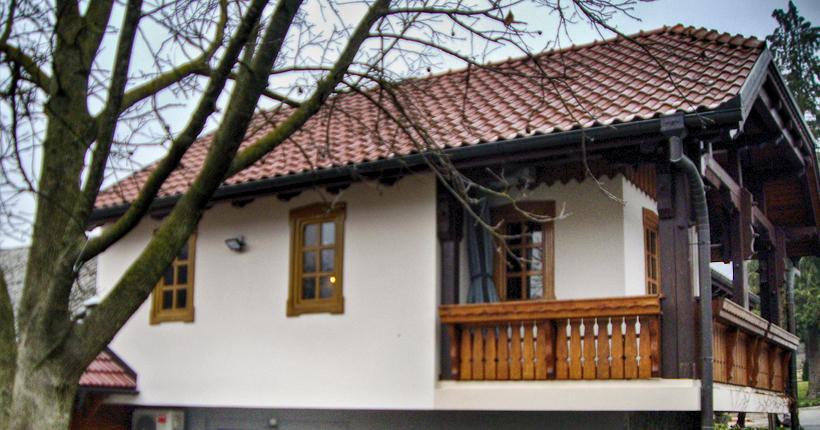Plešivica Šember Haus Weingut