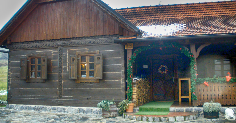 Plešivica Weingut Braje Haus