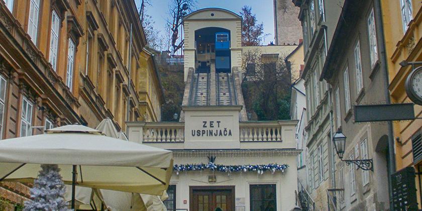 Zagreber Standseilbahn