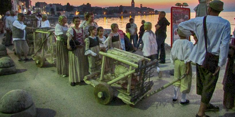 Giostra Porec Parade