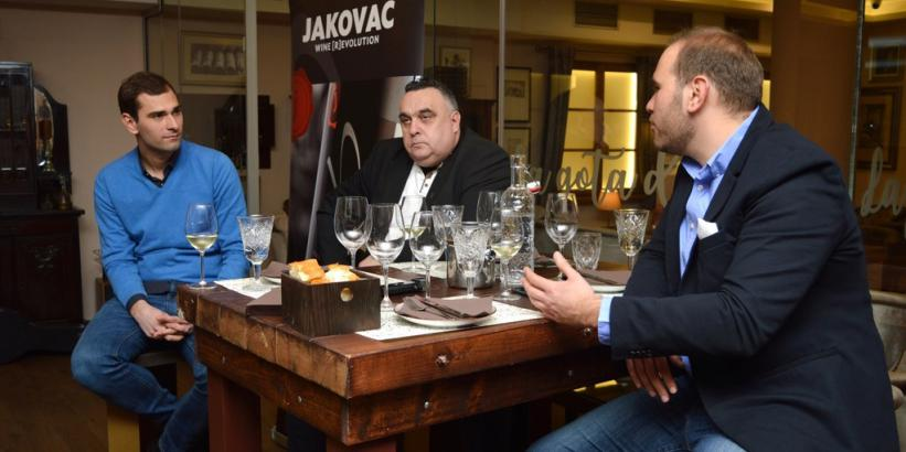 Weingespräche in Zagreb