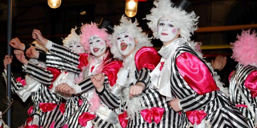 Karneval in Rijeka - laut, lustig und vogelwild