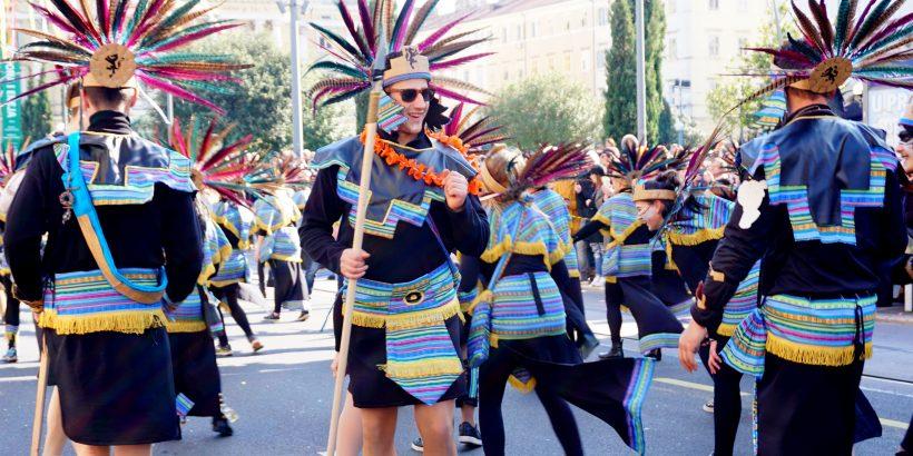 Karneval in Rijeka - das Pendant zum bunten Karneval in Rio