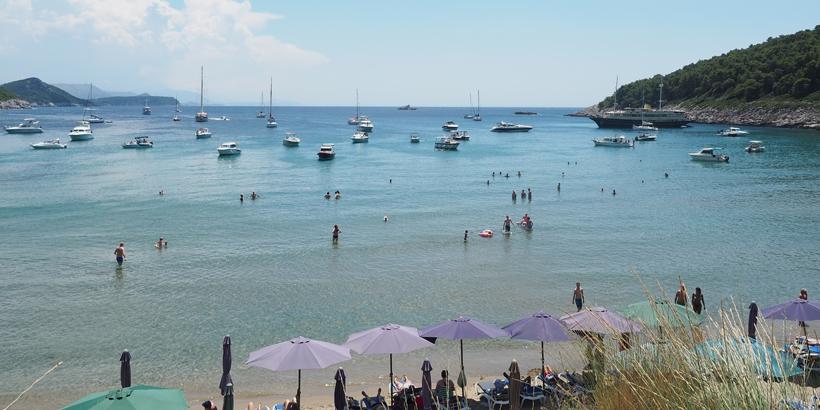 Elaphiten Dubrovnik Strand Lopud
