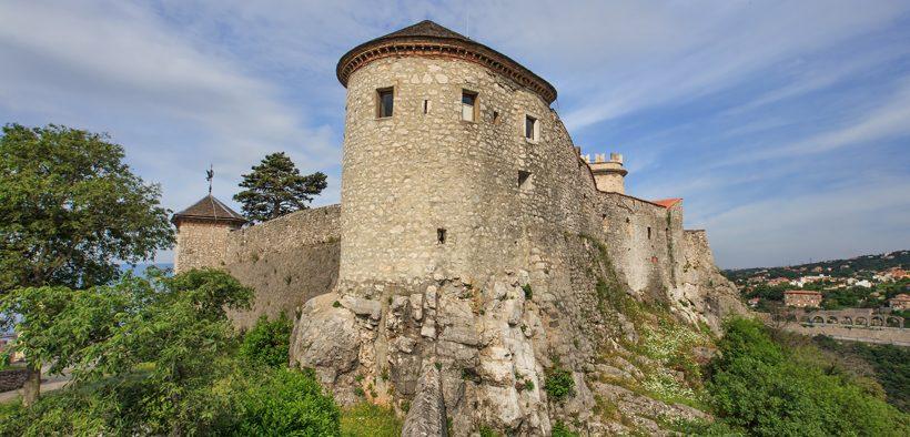 Trsat Antike Burg Rijeka