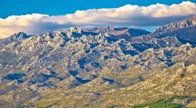 Velebit Naturpark Panorama