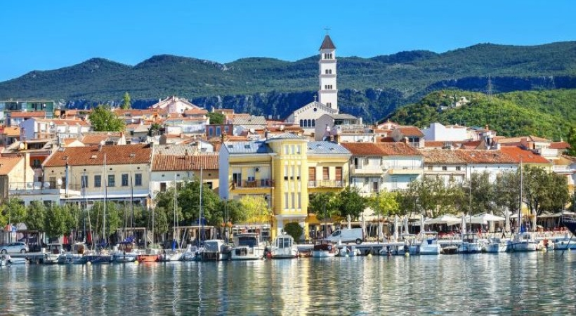 Crikvenica, Kvarner Bucht, Kroatien