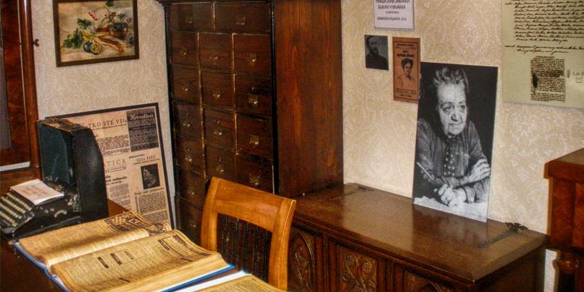 Marija Jurić Zagorka Museum 1