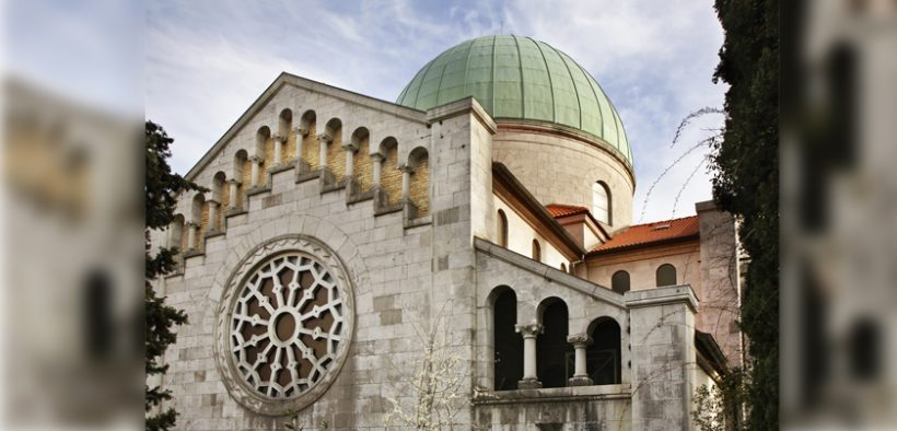 Opatija Die Kirche der Maria Verkündigung