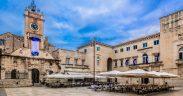 Zadar Narodni Trg Volksplatz