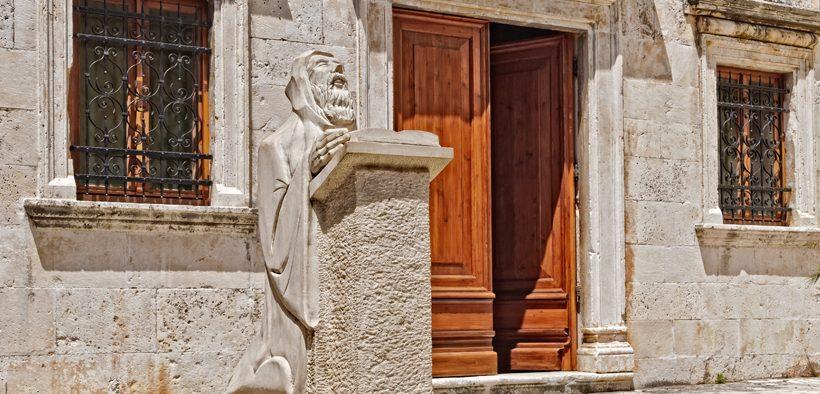 Benediktinerkloster in Hvar UNESCO-Weltkulturerbe