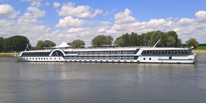 Flusskreuzfahrt Donauschiff Wien Osijek