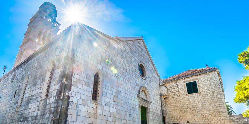 Franziskanerkloster Hvar