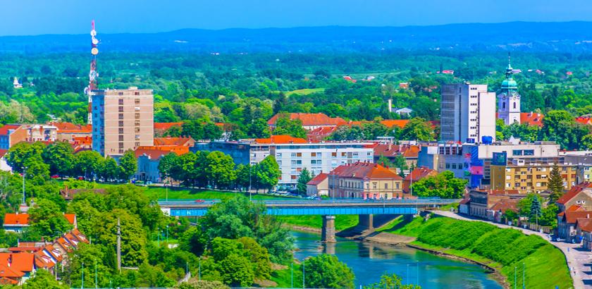 Karlovac Stadt