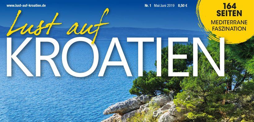 Lust auf Kroatien 01 2019