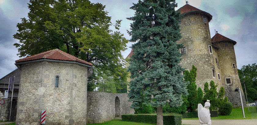 Ogulin Karlovac Burg