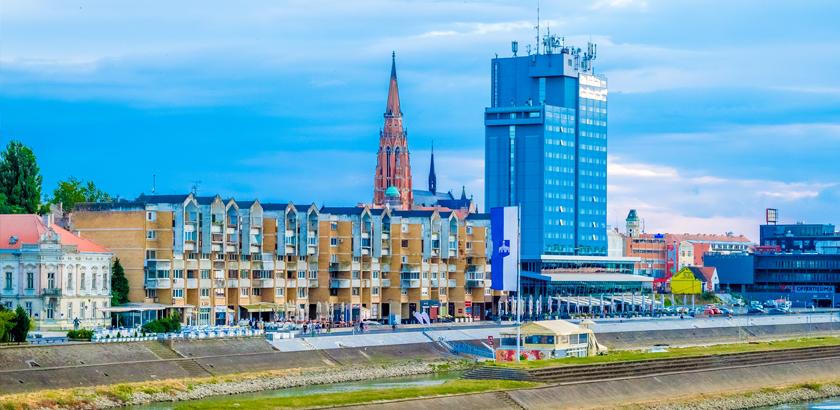 Osijek Skyline Page