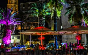 Split Dalmatien Top Bars und Clubs