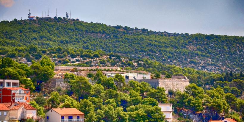 Festung Šubićevac