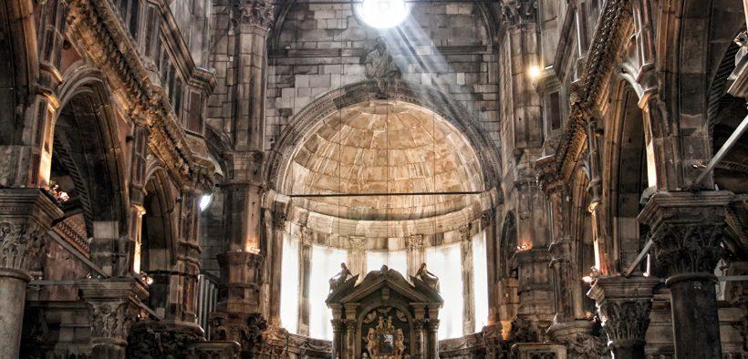 Šibenik Kathedrale des Heiligen Jakob innen